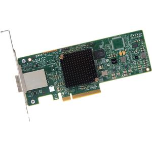 LSI Logic SAS 9300-8e SGL
