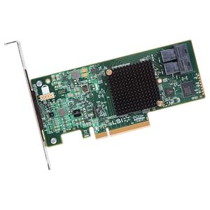 LSI Logic SAS 9300-8i SGL
