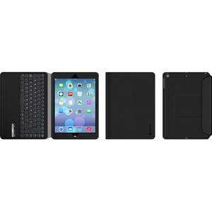 Griffin Slim Keyboard/Cover Case (Folio) for iPad Air - Black