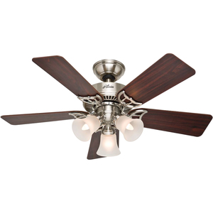 "42"" CEILING FAN WHITE"