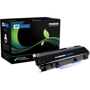 MSE Remanufactured Toner Cartridge - Alternative for Dell (330-2649, 330-2650, 330-2666, 330-2667, DM253, RR700) - Black