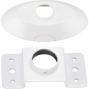 Atdec Telehook Ceiling Plate and Dress Cover Accessory for ProAV Products