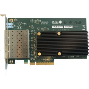 Chelsio High Performance Quad Port 10 GbE Unified Wire Adapter