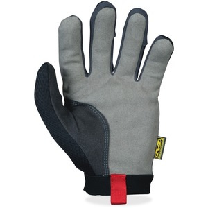 GLOVE LARGE10 UTILITY BLK/GRY