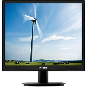 "Philips 19S4LSB5 19"" LED LCD Monitor - 5:4 - 5 ms"