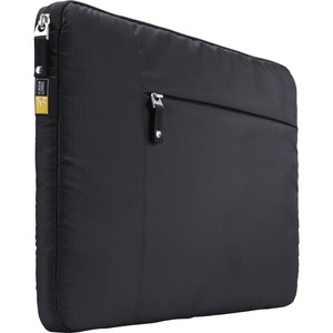 """Case Logic TS-115 Carrying Case (Sleeve) for 15.6"""" Notebook, iPad, Tablet, Accessories, Electronic Equipment - Black"""