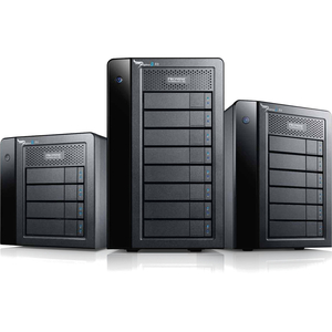 Promise Pegasus2 R6 DAS Array - 6 x HDD Supported - 6 x HDD Installed - 18 TB Installed HDD Capacity