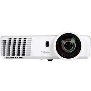 Open Box: Optoma X305ST XGA 3000 Lumen Full 3D DLP Short Throw Projector with HDMI