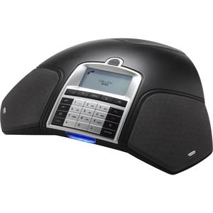 Konftel 300Wx DECT 6.0 Conference Phone - Liquorice Black