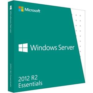 HP Microsoft Windows Server 2012 R.2 Essentials 64-bit - License - 2 Processor - OEM