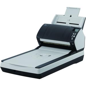Fujitsu Fi-7260 Sheetfed/Flatbed Scanner - 600 dpi Optical