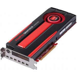 Sapphire FirePro W9000 Graphic Card - 975 MHz Core - 6 GB GDDR5 - PCI Express 3.0 x16 - Full-length/Full-height - Dual Slot Space Required