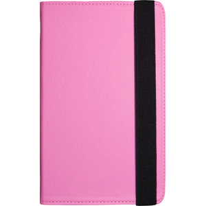 Visual Land Prestige 10 Folio Tablet Case (Pink)