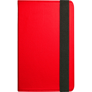 Visual Land Prestige 10 Folio Tablet Case (Red)