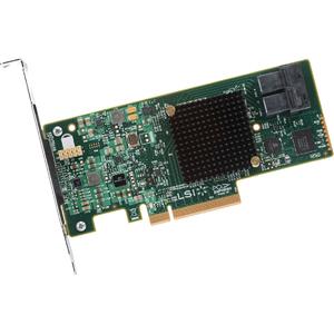 LSI Logic MegaRAID SAS 9341-8i SGL