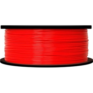 MakerBot True Red ABS 1kg Spool 1.75mm / 1.8mm Filament