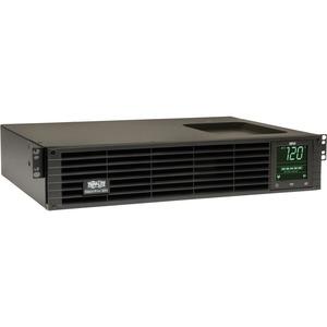 Tripp Lite UPS Smart 1500VA 1350W Rackmount AVR 120V Pure Sine Wave USB DB9 SNMP Extended Run 2URM