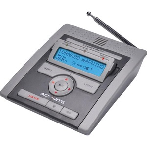 AcuRite NOAA Weather Radio with S.A.M.E.