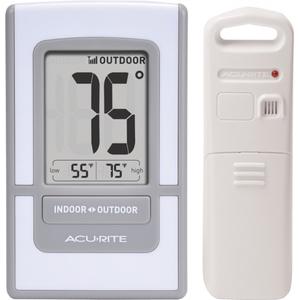 AcuRite Digital Indoor / Outdoor Thermometer 00425