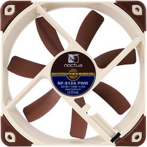 Noctua NF-S12A PWM Cooling Fan
