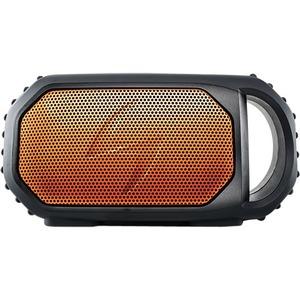 ECOXGEAR ECOSTONE GDI-EGST700 Speaker System - Battery Rechargeable - Wireless Speaker(s) - Orange