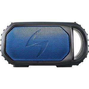 ECOXGEAR ECOSTONE GDI-EGST702 Speaker System - Battery Rechargeable - Wireless Speaker(s) - Blue