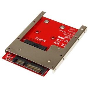 StarTech.com mSATA SSD to 2.5in SATA Adapter Converter