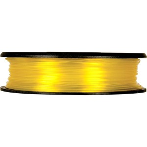 MakerBot Translucent Yellow PLA Small Spool / 1.75mm / 1.8mm Filament