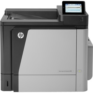 HP LaserJet M651DN Laser Printer - Color - 1200 x 1200 dpi Print - Plain Paper Print - Desktop