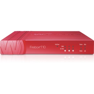 WatchGuard Firebox T10 with 3-yr Basic Security Suite (US)