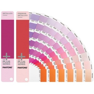 Pantone METALLIC Guide Set Reference Printed Manual
