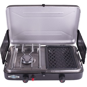 Stansport Compact Propane Stove and Grill