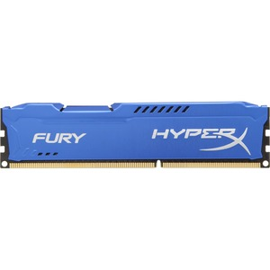 Kingston HyperX Fury Memory Blue - 8GB Module - DDR3 1866MHz