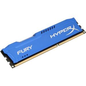 Kingston HyperX Fury Memory Blue - 8GB Module - DDR3 1600MHz