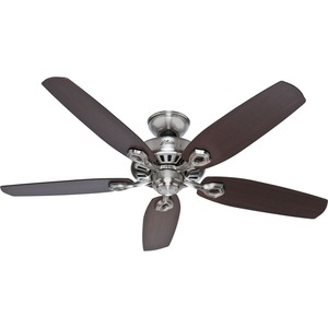 "Hunter Fan 53241 52"" Architect Series (brushed Nickel)"