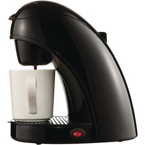 Brentwood TS-112B Single Cup Coffee Maker - Black