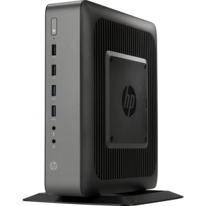 HP t620 PLUS Thin Client - AMD G-Series GX-415GA Quad-core (4 Core) 1.50 GHz - Black