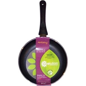 FRY PAN 8IN BLACK ARTISTRY