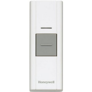 Honeywell RPWL300A1007/A Decor Wireless Surface Mount Door Chime Push Button