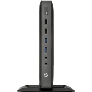 HP t620 Thin Client - AMD G-Series GX-415GA Quad-core (4 Core) 1.50 GHz - Black - TAA Compliant