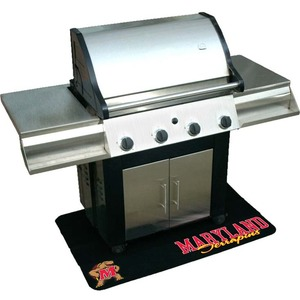 Collegiate Maryland Terrapins Grill Mat