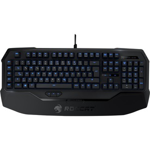 Roccat Ryos MK Pro - Mechanical Gaming Keyboard with Per-key Illumination