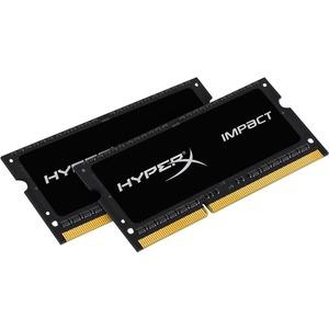 Kingston HyperX Impact SODIMM - 16GB Kit* (2x8GB) - DDR3L 1600MHz