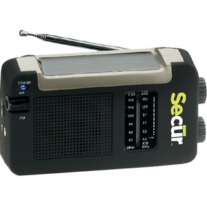 SECUR Hybrid Power Radio