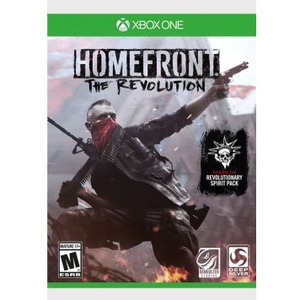 Square Enix Homefront: The Revolution Launch Edition