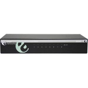 Amer 8 Port 10/100/1000Mbps Gigabit Ethernet Desktop Switch