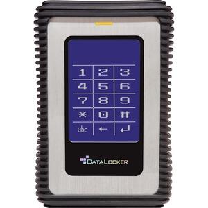 DataLocker DL3 2 TB Encrypted External Hard Drive