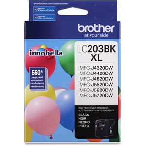 Brother LC203BK Ink Cartridge