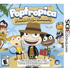 Ubisoft Poptropica: Forgotten Islands