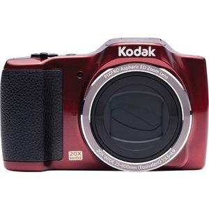 Kodak PIXPRO FZ201 16.2 Megapixel Compact Camera - Red
